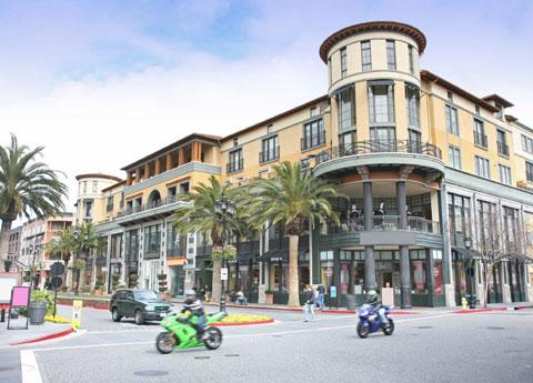 Santa Clara, California Santana Row