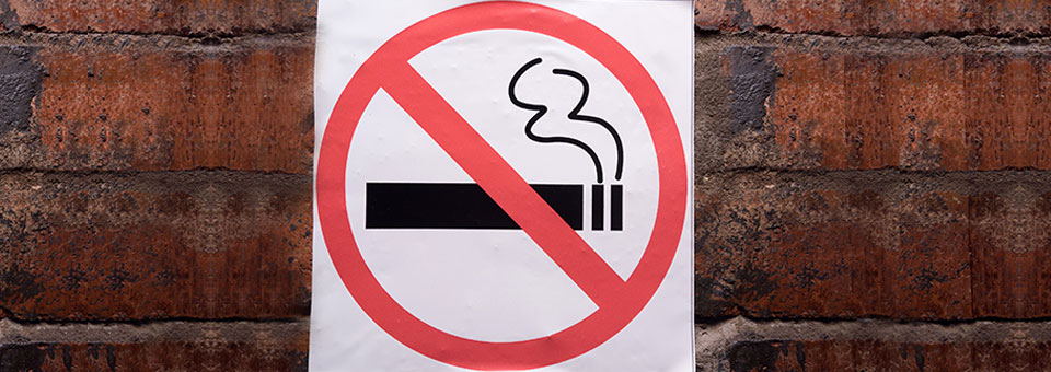 Is the hotel 100% smoke free?
