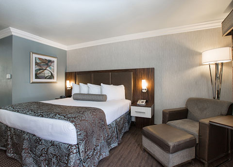 BEST WESTERN University Inn Santa Clara Executive