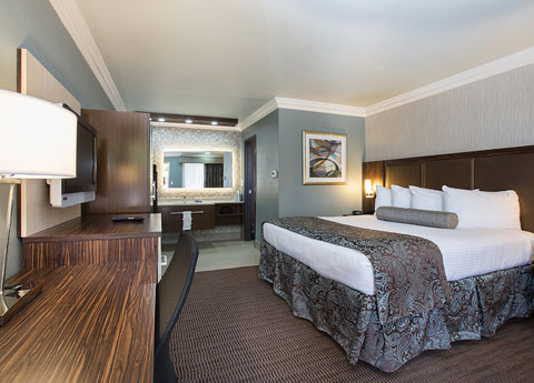 BEST WESTERN University Inn Santa Clara King Standard